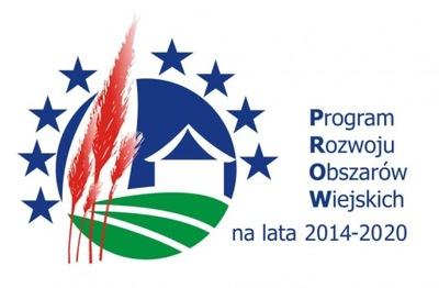 Tablica unijna PROW 2014-2020 120x80cm ARiMR ue eu