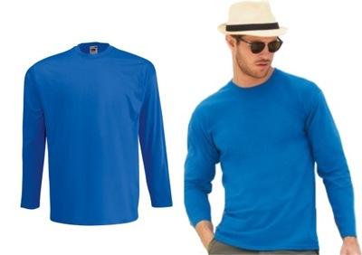 Koszulka męska z długim rękawem LongSleeve 165g S