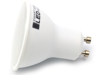 Лампа GU10 LED 2835 SMD 7W CCD 3 ЦВЕТА