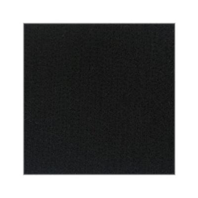 войлок Мягкий Черный 3 мм, 300г/м2 50x100 см сорт . И