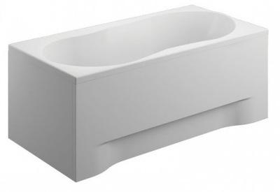 Vaňa - Sifónová skriňa WANNA 150x70 - rám s bielymi nohami