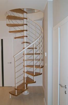 Točité schodisko KÔRY model Bavorsko 05 110 cm