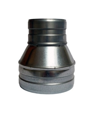 Zníženie 200/110 kapota, hadica spiro ventilátor