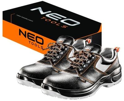 Neo 82-014 обувь полуботинки кожа рабочие разм. . 43