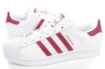 Buty Damskie Adidas Superstar B27140 r. 40 7338242916 - Allegro.pl 48ca1d875207a