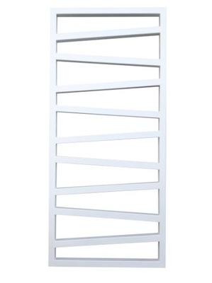 Радиатор łazienk. Декоративный ONIX 119x54 Белый