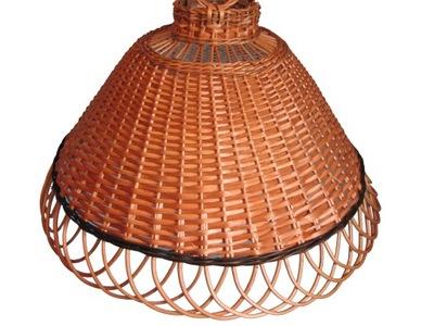Luster Tkané Luster Viniča Lampa 42cm FI