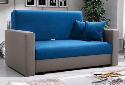 Rozkladacia pohovka Smart Americký gauč, stoličky, dve