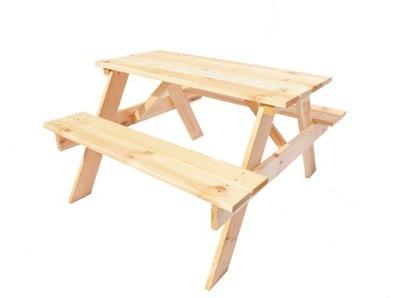 Stôl s lavicami nastaviť GRILOVANIE 4-miestne FV23%