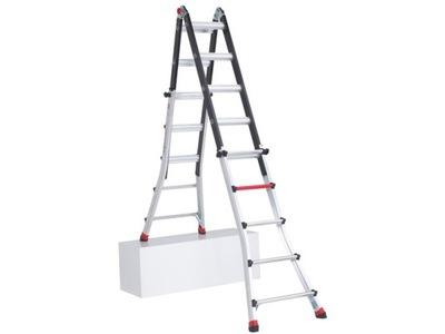 Лестницы лестница алюминиевая instagram 4х5 ALTREX