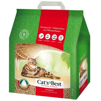 JRS Cat 'S Best EcoPlus / Original - 20 L