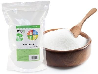 КСИЛИТ ФИНСКИЙ Сахар, березовый ксилитол 1кг