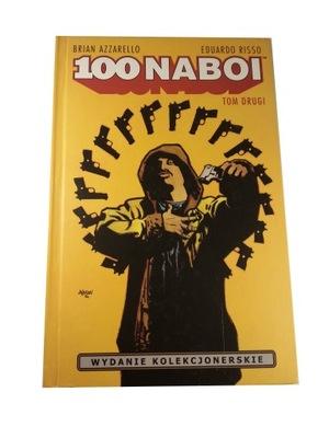 100 NABOI tom 2 - wyd. kolekcjo. 400 egzemplarzy
