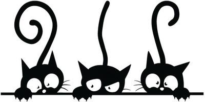 Znalezione obrazy dla zapytania kotki rysunki dla dzieci
