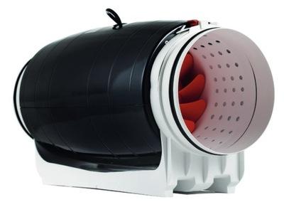 Ventilátor - Kanálový ventilátor REDFLOW SILENT100 284m3h EBERG