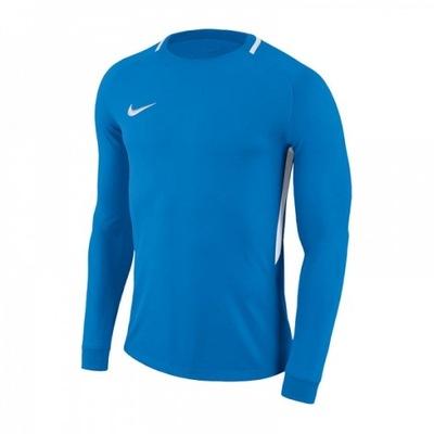 Bluza bramkarska męska Nike Dry Park III JSY LS GK M zielona 894509 398
