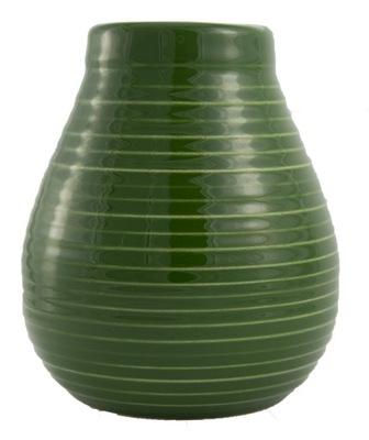 керамические Calabaza Зеленые - для Yerba Mate