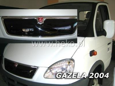 ЗАЩИТА ЗИМНЯЯ РЕШЕТКА ГАЗ GAZELLE 2004-