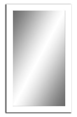 Zrkadlo - LUSTRO RAMA 90x70 10 KOLORÓW 30 FORMATÓW +gratisy