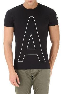 ARMANI JEANS męska koszulka t-shirt NEW STYLOWA XL