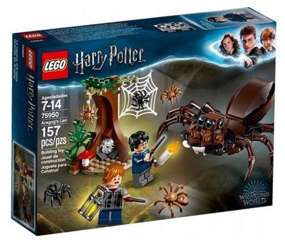 LEGO 75950 HARRY POTTER LEGOWISKO ARAGOGA KOSZALIN