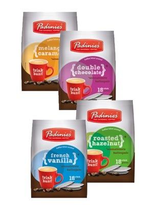кофе ??? SENSEO PADINIES ?? вкусом 69 pads 4 ароматы