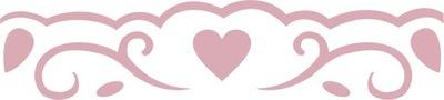 дырокол декоративный граничное 4 СМ сердца 2 - dpCraft