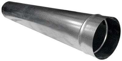 Жесткая ТРУБА 160 -1 mb оцинкованная канал spiro