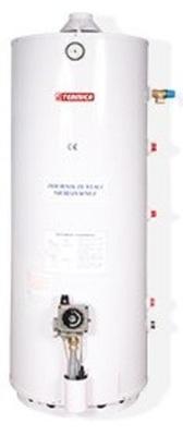 Kúrenie plynové Fľaše 150l nehrdzavejúcej ocele stojace