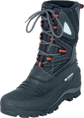 водонепроницаемые обувь зимние для РАБОТЫ Мужские ЛЕГКИЕ
