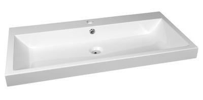 Exkluzívne Umývadlo FONDU 80x40 vložené pr. PL