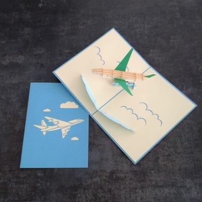 Открытки самолет самодельный