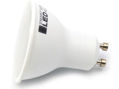 Лампа GU10 LED 2835 SMD 3W RA80 / 3 ЦВЕТА