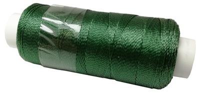 Нитки пулеметы  титан ??? instagram Сильные ТЕМНО зеленый 2592