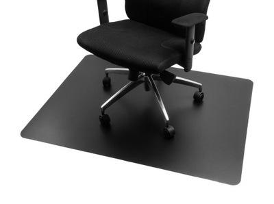 Защитный коврик черная ПОД СТУЛ Кресло 120x100 см