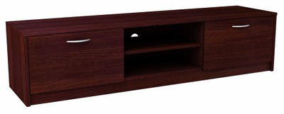Шкаф столик RTV 2DC 160 см Венге венге комод