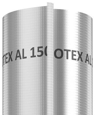 пленка пароизоляционная алюминиевая STROTEX AL150
