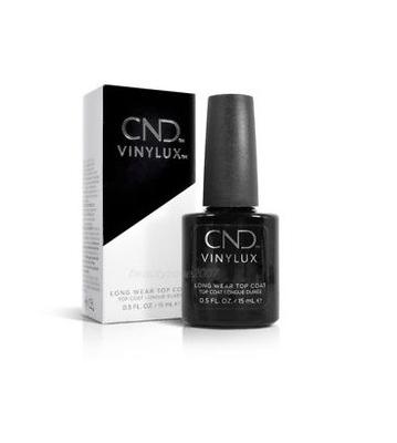 CND VINYLUX Rewolucyjny Lakier TOP COAT 15ml