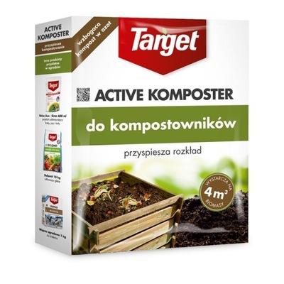Active компостер ускоряет компост 1 кг TARGET