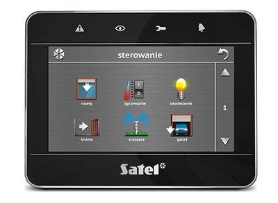 ALARM INTEGRA 128-WRL GSM DOTYKOVÝ LCD ZTŠ 6 BOSCH