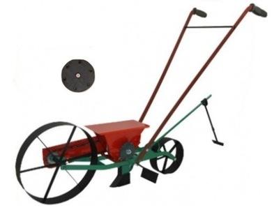 Kultivátor - Ručné sejacie stroje na sadenice. Kukurica POLSKI