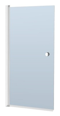Sprchové dvere - BATH OBRAZ 140x70 140/70 grafit