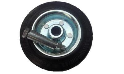 KOŁO metal-guma 200 mm -wózek DO 220 KG CH61