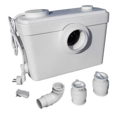 WC čerpadlo, mlynček, SANIBO 5