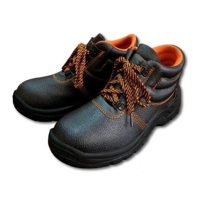 обувь ботинки рабочие с podnoskiem стальном S1 44