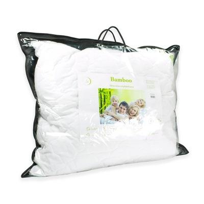 подушка антиаллергическое бамбуковая 70x80 POLDAUN