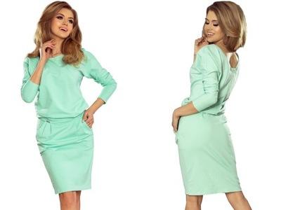 bb08a1cc9d SEXY Sukienka BALOWA Na Wesele Komunie 200-5 L 40 7364684586 ...