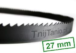 Kapela pílového kotúča TnijTanio HI-STANDARD 27 x 0,9 x 2720