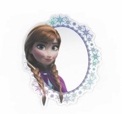 Lepiaci obraz na stenu Mirror Frozen: Anna 70-556