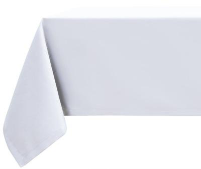 крупный скатерть пятноотталкивающий classic Белый размеры